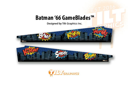 Batman '66: Gothem GameBlades™
