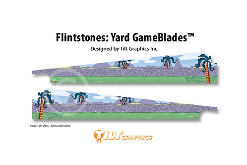 Flintstones: Yard GameBlades™