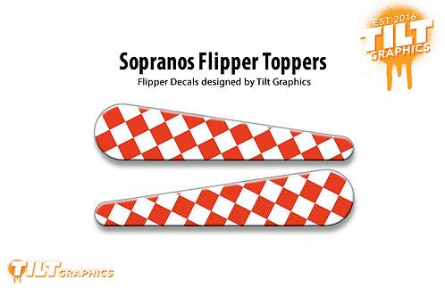 Sopranos Flipper Toppers