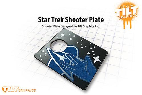 Star Trek Shooter Plate