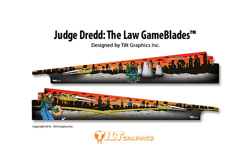 Judge Dredd: The Law GameBlades™