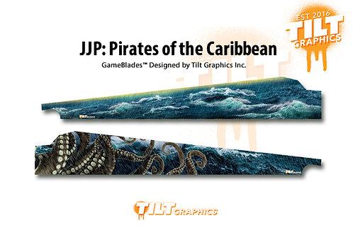 Pirates of the Caribbean: JJP The Kraken GameBlades™