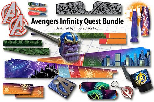 Avengers Infinity Quest Mod Bundle