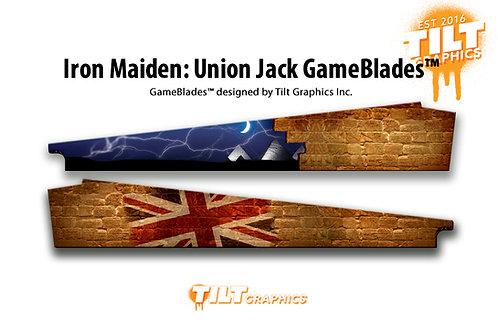 Iron Maiden: Union Jack GameBlades™