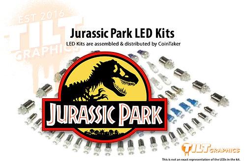 Jurassic Park (Data East) LED Kits