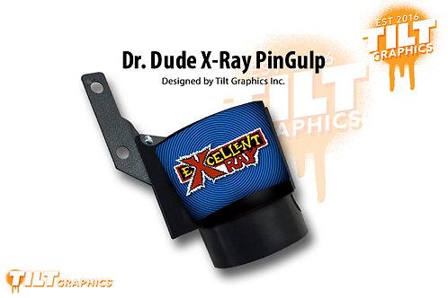 Dr. Dude Excellent PinGulp Beverage Caddy