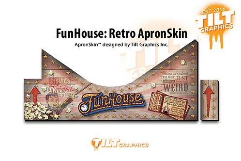 FunHouse: Retro Magnetic ApronSkin™