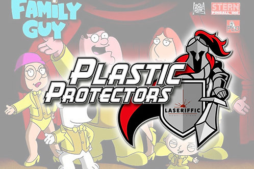 Family Guy Plastic Protectors