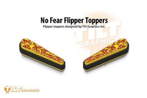 No Fear Flipper Toppers
