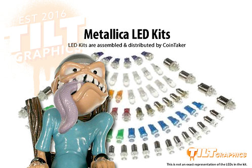 Metallica LED Kits