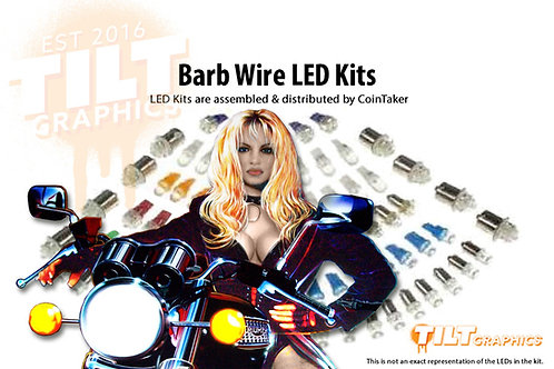 Barb Wire LED Kits