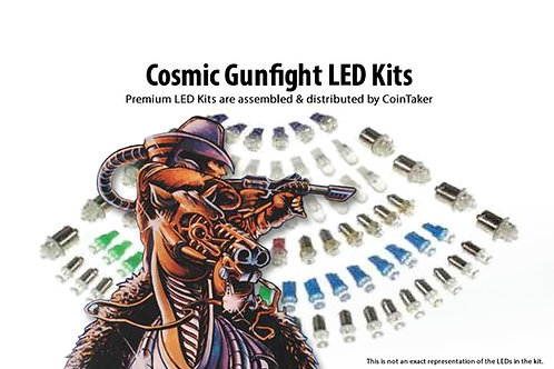 Cosmic Gunfight LED Kits