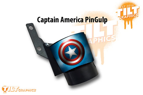 "Avengers ""Captain's Shield"" PinGulp Beverage Caddy"