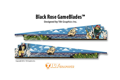 Black Rose GameBlades™