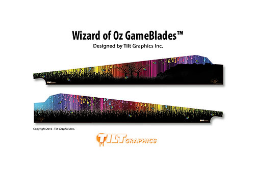 Wizard-of-Oz GameBlades™