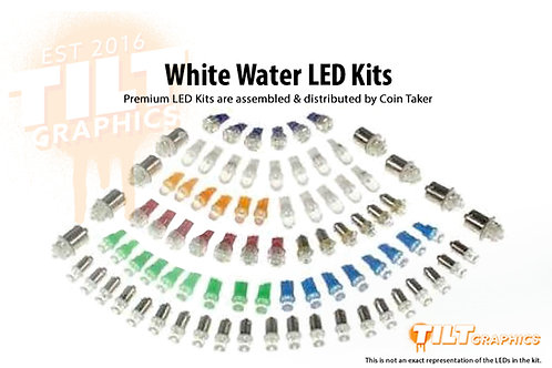 White Water LED Kits