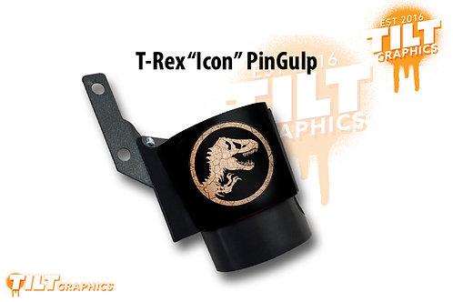"T-Rex ""Icon"" PinGulp Beverage Caddy"