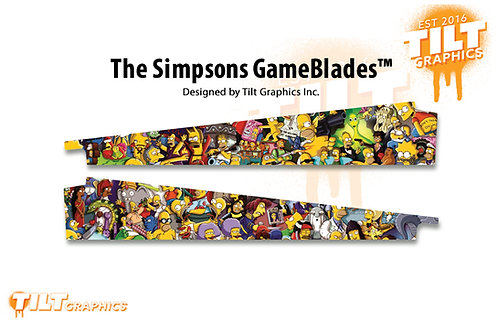 The Simpsons:  Montage JT GameBlades™