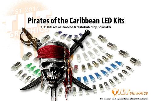 Pirates of the Caribbean LED Kits
