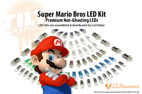 Super Mario Bros. LED Kit