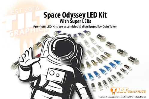 Space Odyssey LED Kit with Super LEDs