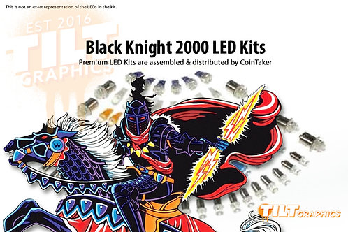 Black Knight 2000 LED Kits