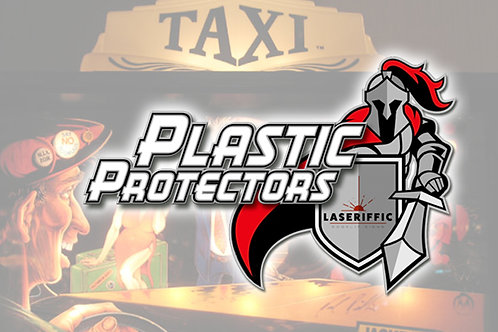 Taxi Plastic Protectors