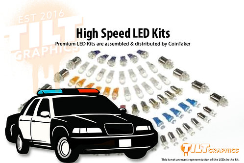 High Speed LED Kits