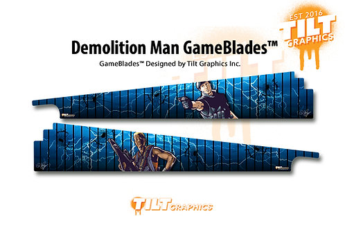 Demolition Man: Stallone GameBlades™
