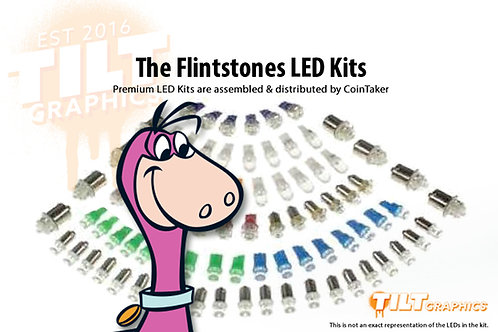 Flintstones LED Kits