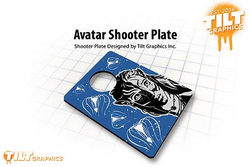 Avatar Shooter Plate