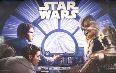 Star Wars Code Update - 1 00 0 | Pinball Mods | Tilt