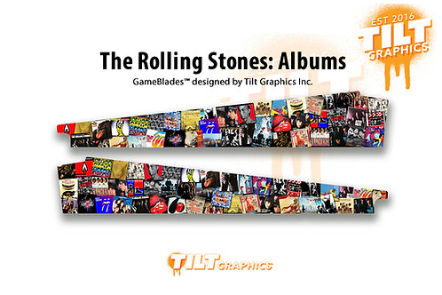 The Rolling Stones: Albums GameBlades™