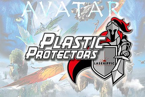 Avatar Pinball Plastic Protectors