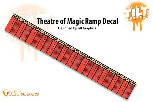 Theatre of Magic Shooter Lane Ramp