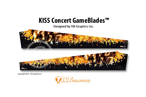 KISS: Concert GameBlades™