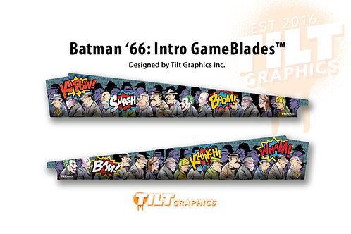 Batman '66: Intro GameBlades™
