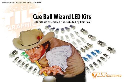Cue Ball Wizard LED Kits
