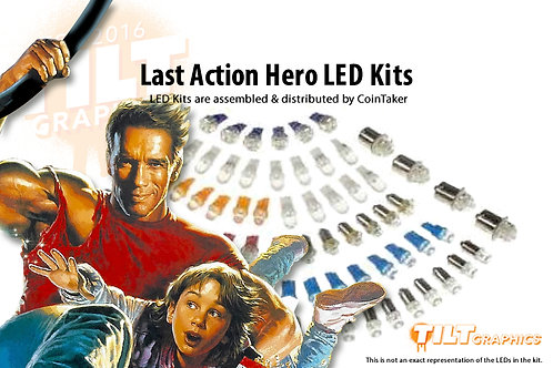 Last Action Hero LED Kits