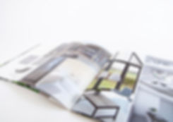 Brochure Design Medie Jansse Interieur Architectuur