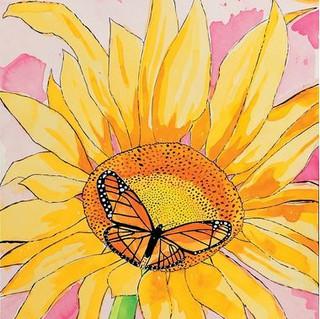 Butterfly awaiting fate.JPG