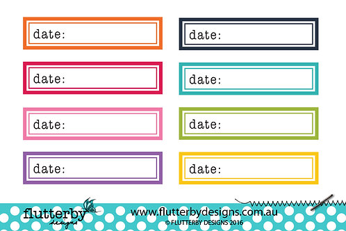 Date Labels 5