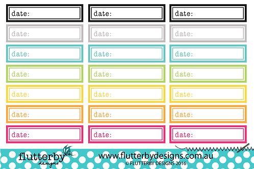 Date Labels 2
