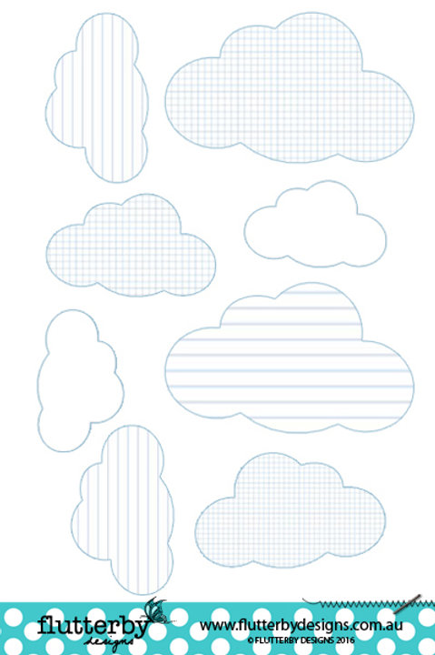 Clouds - Photo Cut Outs