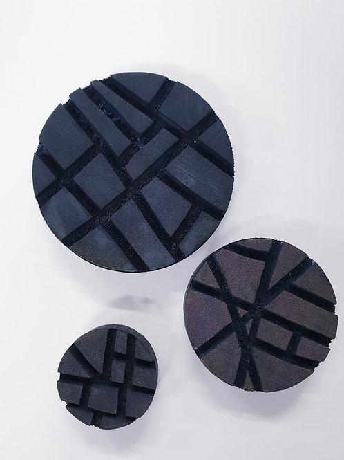 Flutterby Designs 'Sphere Slices' Artfoamies