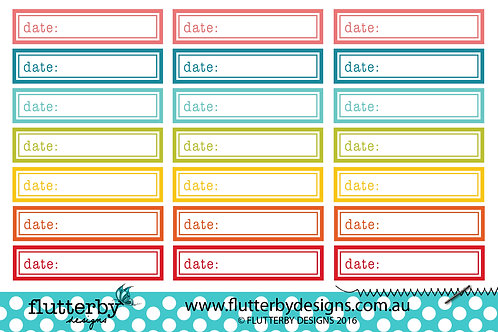 Date Labels 3
