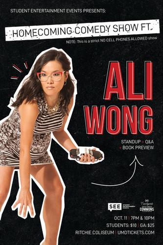 Ali Wong Promo