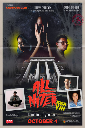 All Niter Graphic