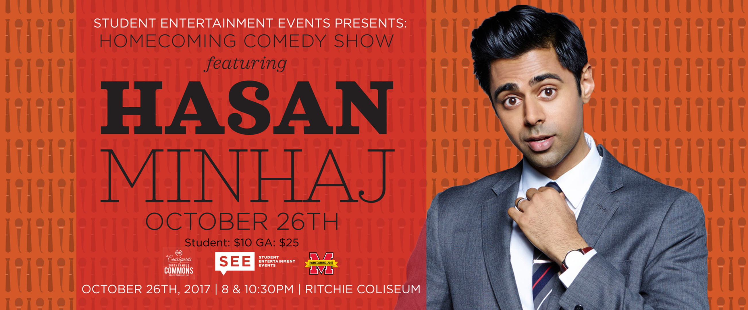 Hasan Minhaj Homecoming