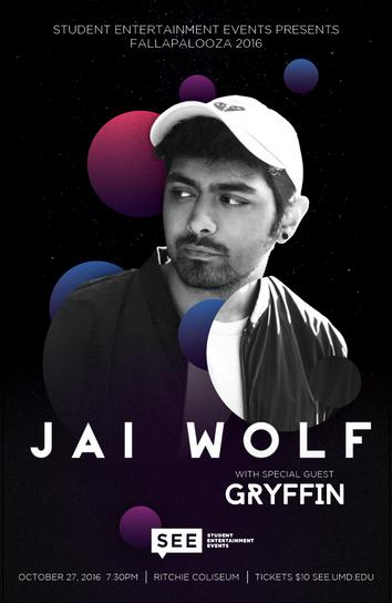 Jai Wolf Fallapalooza